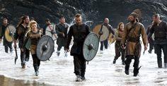 Lagertha, Ragnar, Rollo