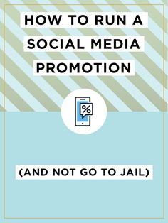 Running a promotion on social media is an effective way to drive in-store or web traffic, customer acquisition and sales. While you're probably familiar with best practices for running a solid social promotion, it's important to familiarize yourself with each platform's guidelines to ensure you're playing by the rules.   Click through to read the rules behind social media promotions like facebook contests, hashtag contests, coupons and more.