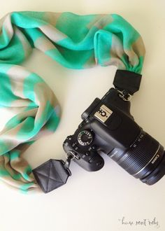 Winter is finally upon us and if you are like me, you probably have way more scarves lying around than you will ever be able to wear in one season. Why not get creative and start using your scarves in new ways! Here are several ideas:1. Create a photo backdrop for your next party (source):