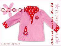 Ebook lillesol basic No.23 Fleece-Pulli