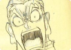 Kill la Kill (キルラキル)original animation drawings by Sushio,...