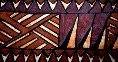 SAMOAN TRADITIONAL TAPA CLOTH