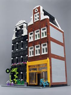 Cheese Shop And Museum | Palixa And The Bricks
