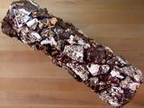Rocky Road Bark Recipe-Tempering Chocolate using Food Processor-no heating & reheating