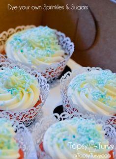 dye-sprinkles-sugar-crystals-homemade by imtopsyturvy.com, via Flickr