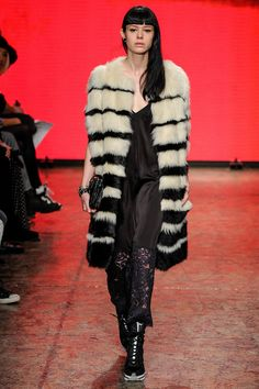 DKNY   Fall 2014 Ready-to-Wear Collection   Style.com   #nyfw