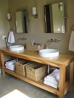 A neutral basin for villas