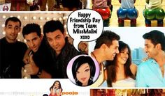 Happy Friendship Day 2014 Bollywood Hindi Songs For Friends
