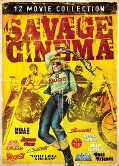 Amazon.com: Savage Cinema (12 Movie Collection): Movies & TV