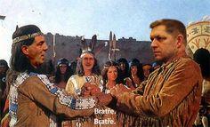 Najlepšie vtipy na účet politikov. | Nový Čas Karate, Captain Hat, Fotografia