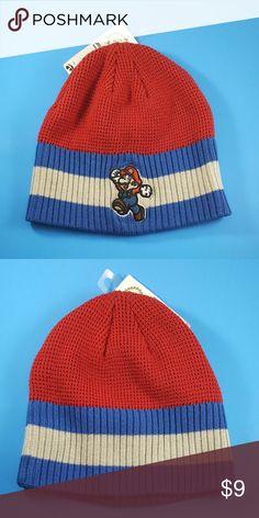 e60b2ce5667 Super Mario Bros. Beanie Stocking Cap