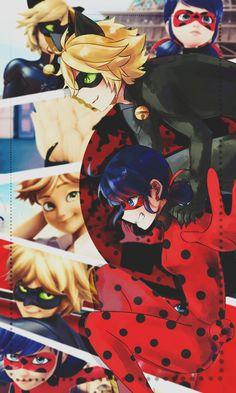 Miraculous Ladybug Wallpape by Awesome Yuuko San-da