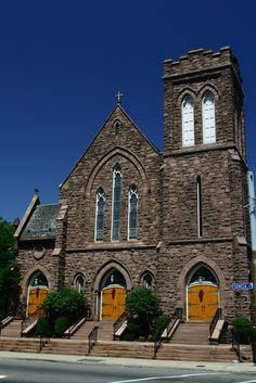 My first church- St. Teresa's- Buffalo NY