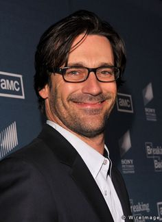 I too love Jon Hamm's character on 30 rock as much as Liz did.. And we both love ham as in pork a lot too