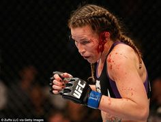 Image result for ufc female fighters hairstyle