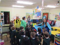 El Ayuntamiento de Cehegín imparte talleres sobre reciclaje en los colegios