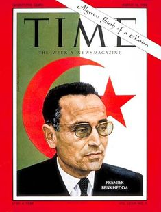 Image result for front de liberation nationale for the Algerian people
