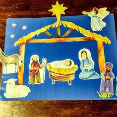 Mini Nativity Pack 1.0