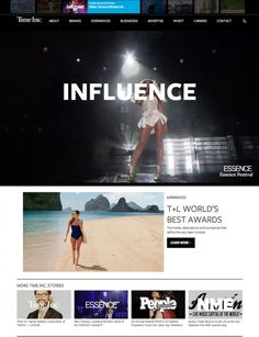 TIME INC. REDESIGN -