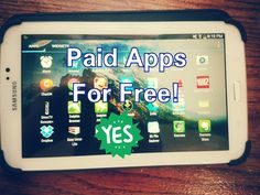 How to get Paid Apps Free!(Android) *Easy* Find out how to get paid apps for free on the play store!!