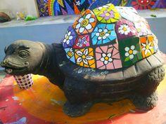 mr turtle  half way finished....