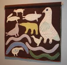 inuit wall hanging igloo - Google Search