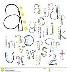 Photo about Black colorful alphabet lowercase letters.Hand drawn written with a soft watercolor paint brush chalk pencil. Illustration of grunge, expressive, logo - 63342277 Doodle Fonts, Doodle Lettering, Creative Lettering, Brush Lettering, Chalk Typography, Fonte Alphabet, Hand Lettering Alphabet, Fun Fonts Alphabet, Doodle Alphabet