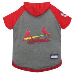 Pets First MLB Saint Louis Cardinals Pet Hoodie Tee Shirt, Small ** Check out the image by visiting the link. (This is an affiliate link and I receive a commission for the sales)