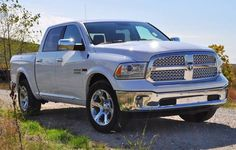 2015 Dodge RAM colors