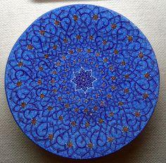 Persian Art. #art #blu