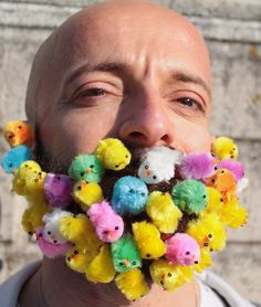Happy Easter! #easter #chik #thegaybeard #beard #happyeaster