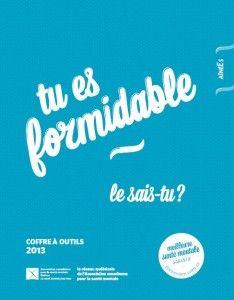 OUTILS PROMOTIONNELS 2013   Coffre à outils   #ainees #santémentale http://www.acsm.qc.ca/wp-content/uploads/2013/12/CoffreOutils_AINE_FINAL.pdf