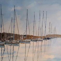 2020 Watercolour Paintings by Irish Artist