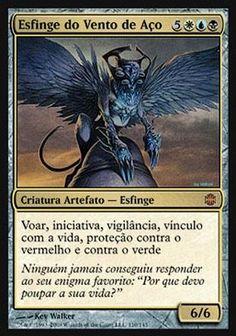 Esfinge do Vento de Aço / Sphinx of the Steel Wind
