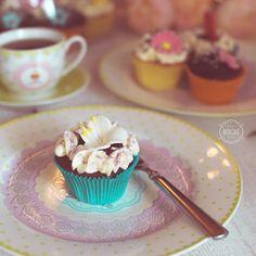 Our delicious cupcake. #bisquecafe #beatgroup #azerbaijan #baku #summer2015 #baku2015 #cupcakes #desserts #pastry