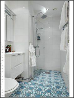 Orientalische Fliesen Badezimmer High-Definition