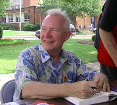 Terry Brooks...to have a book signed by him, to meet him, would definetely be AWESOME