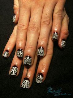 I still love these. SO amazing! #joydivision    The Illustrated Nail