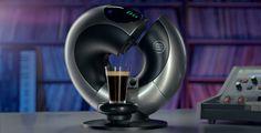 Eclipse fra NESCAFÉ® Dolce Gusto® fornyer vores opfattelse af premium kaffemaskiner. Altid kaffe i en fantastisk kvalitet med vidunderlig aroma og crema.