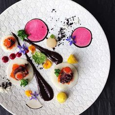 The Art of Plating: Eat With Your Eyes