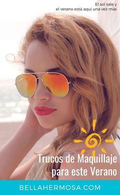 El sol sale, y el verano está aquí una vez más. En este artículo traigo para ti algunos tips ytrucos de maquillaje para el verano.maquillaje para el calor, maquillaje a prueba de sudor, maquillaje para l...