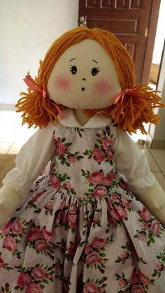 Boneca para a netinha