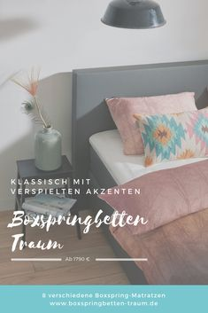 die besten 25 topper boxspringbett ideen auf pinterest boxspringbetten berlin stubenbett und. Black Bedroom Furniture Sets. Home Design Ideas