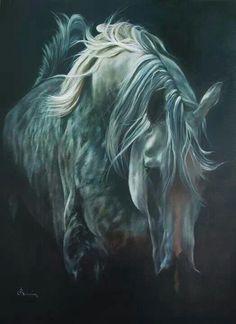 #horses #art
