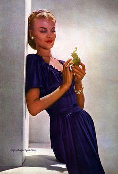 Mallinson Fabrics 1944.