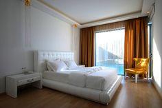 Diamond Deluxe Hotel in Kos, Greece - TravLiving Hotel Guest, Hotel S, Kos Hotel, Japanese Bath, Luxury Living, Modern Luxury, Interior Decorating, Room Decor, Diamond