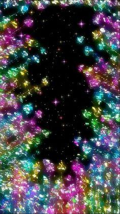 Bling Wallpaper, Flower Phone Wallpaper, Rainbow Wallpaper, Purple Wallpaper, Butterfly Wallpaper, Cute Wallpaper Backgrounds, Cellphone Wallpaper, Wallpaper Iphone Cute, Pretty Wallpapers