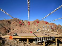 Top 10 Adrenaline and Thrilling Things to Do in Las Vegas - Zip Line  at Bootleg Canyon