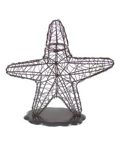 Look what I found on #zulily! Sea Star Cork Holder by DEI #zulilyfinds