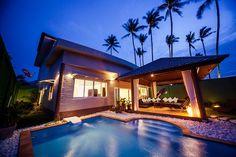 3-Bedroom Private Pool Villa, Plai Laem, Rental --- from 230$ per night --- Koh Samui Luxury Real Estate
